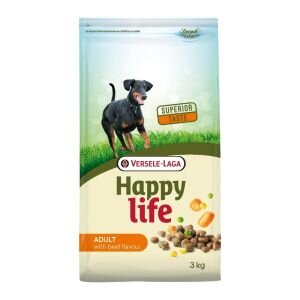 Happy Life Adult Beef hundefoder