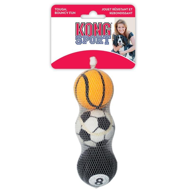 KONG Sports Balls 3 stk - Medium
