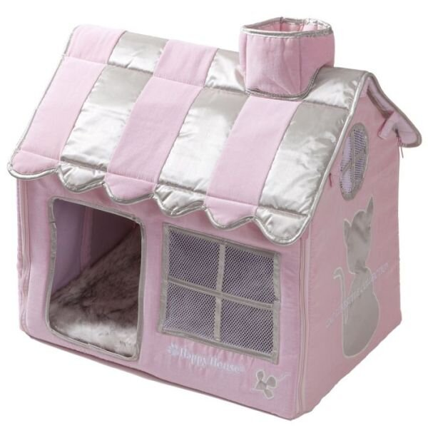 Happy House Villa Cat Lifestyle - Pink