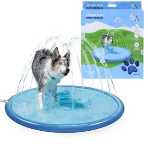CoolPets Splash Pool Watersprinkler