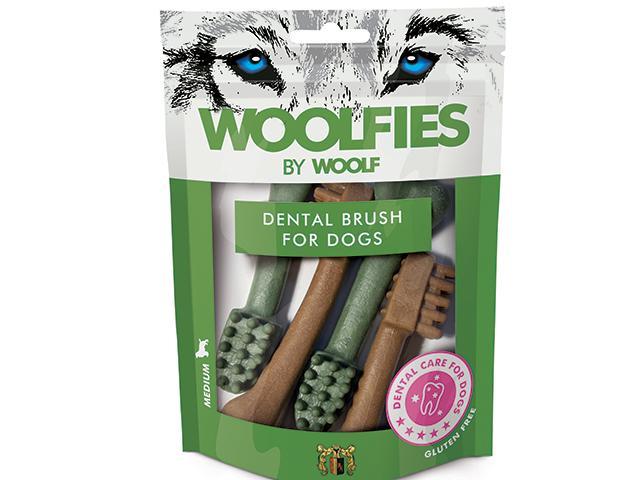 Woolfies Dental Brush